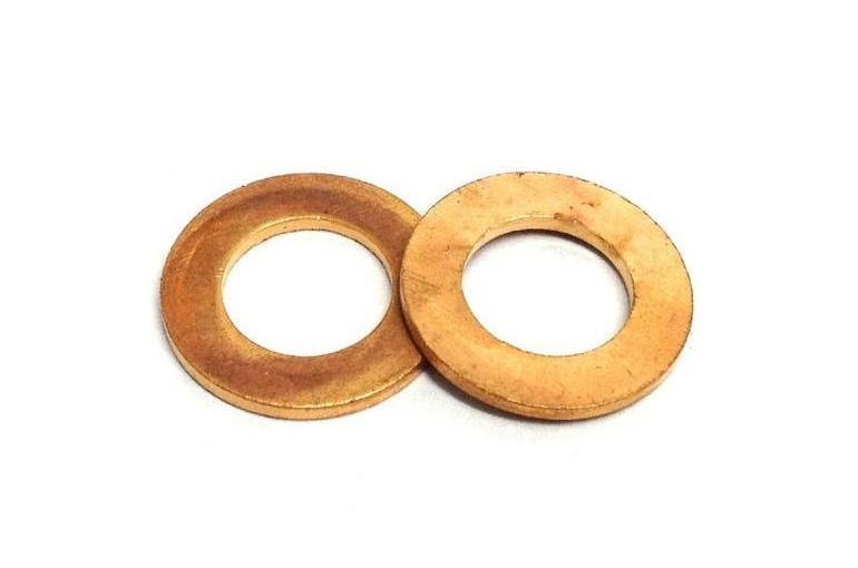 Round Copper Washer