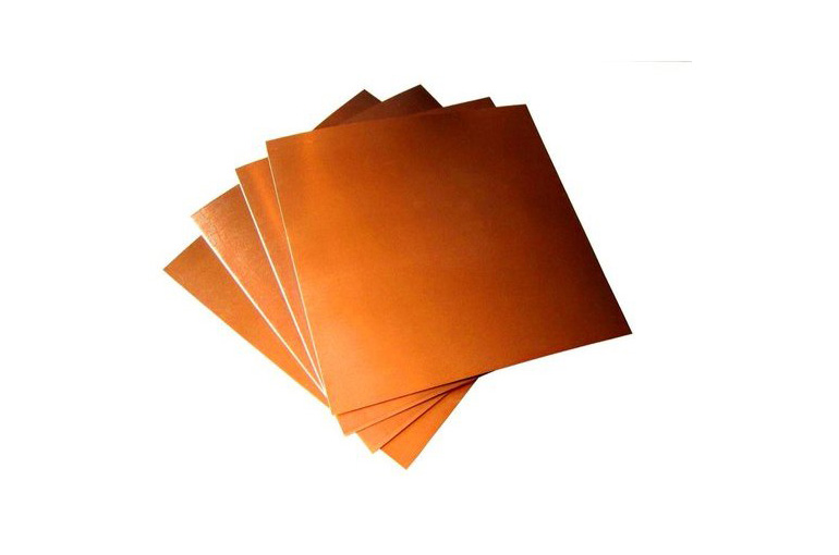 Square Copper Sheet