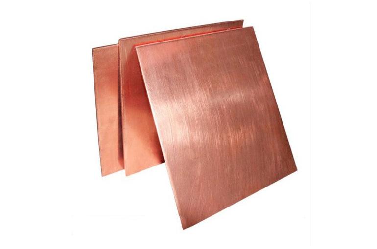 97% Copper Earthing Plate
